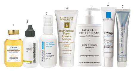 10 estetika akne kosmetik