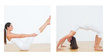 gymnastika pánevního dne