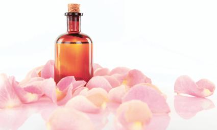 olej z růže regeneruje pleť