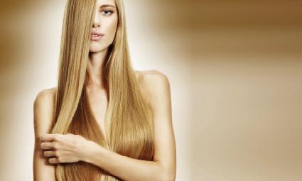 stop poškozeným vlasům
