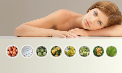 8 ingrediencí krásy