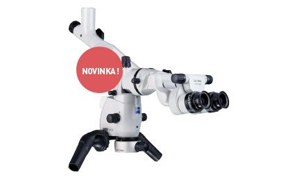 diagnostika kanálků mikroskop