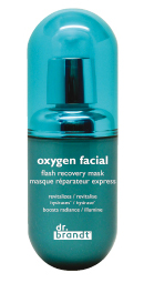 dr.brandt oxygen facial flash recovery mask