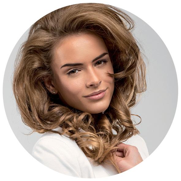 proměny vlasů během života