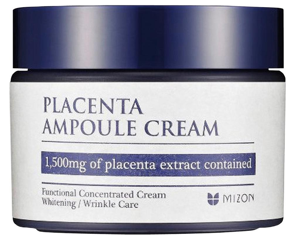 mizon placenta ampoule krem
