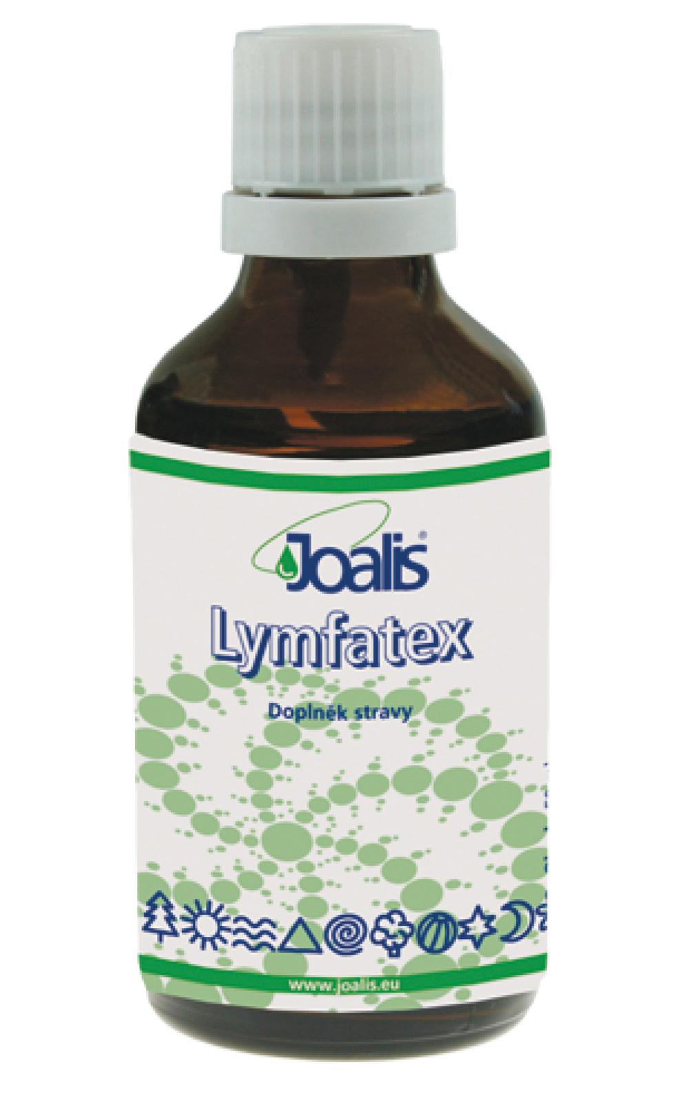 lymfatex lymfa v pohybu