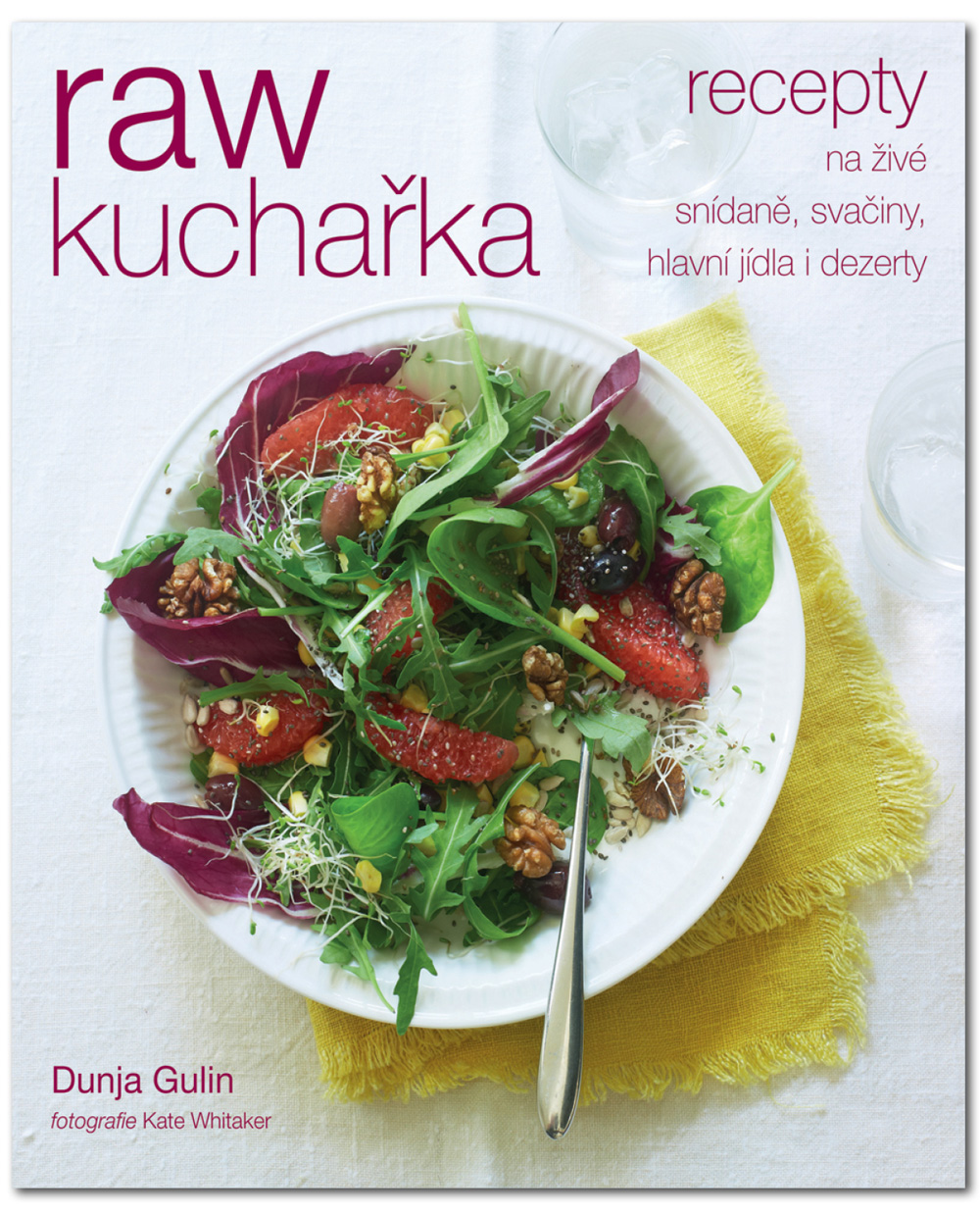 raw kucharka