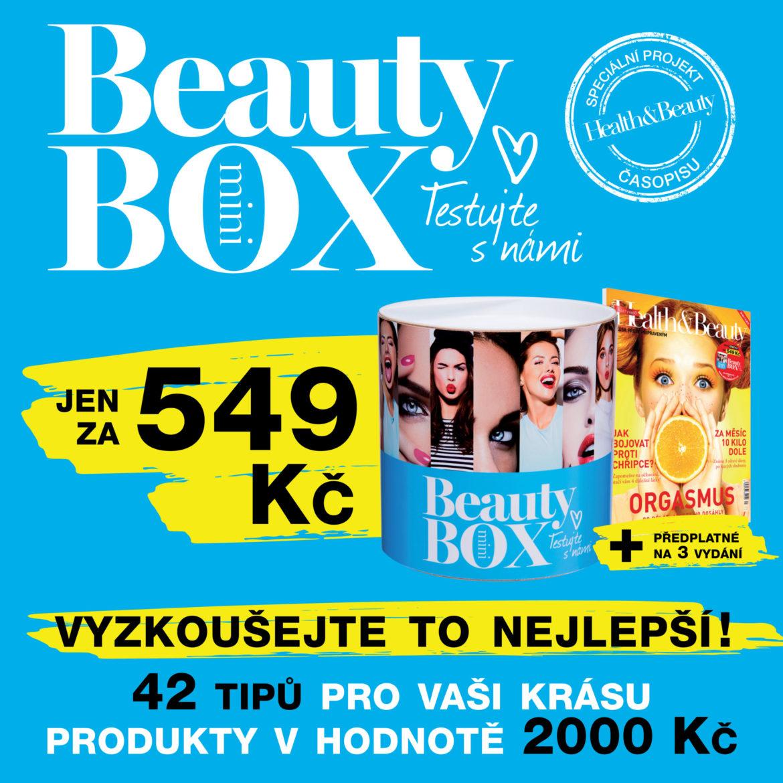 Mini Beauty Box Health&Beauty