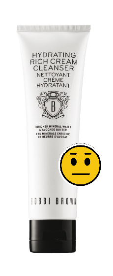 hydrating rich cleaner bobbi brown