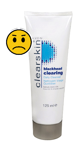 clearskin blackhead clearing avon