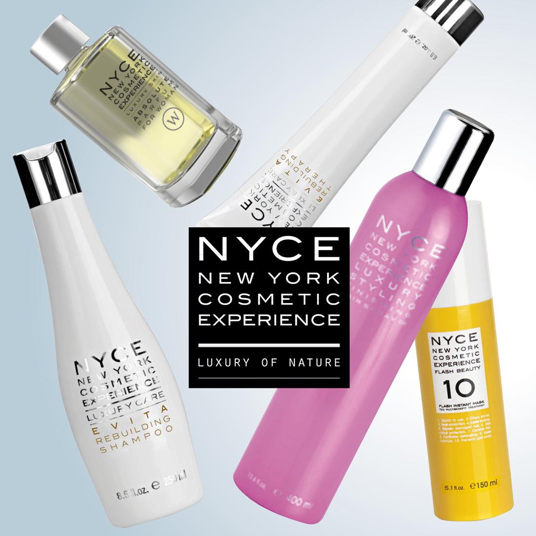 nyce new york vlasová kosmetika